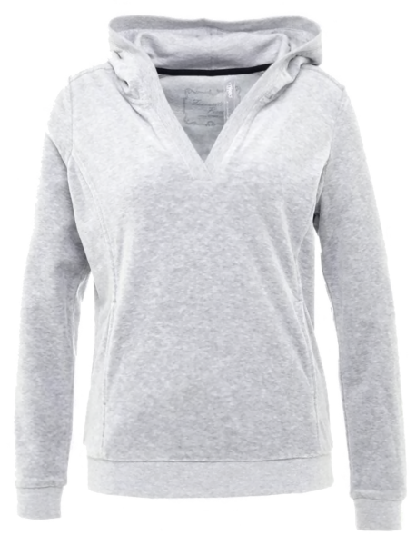 Hoody Hora - Light Heather Grey
