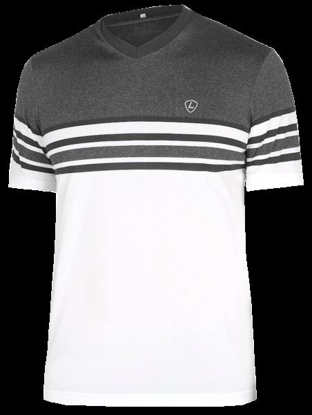 Shirt Sigurd - White-Melange