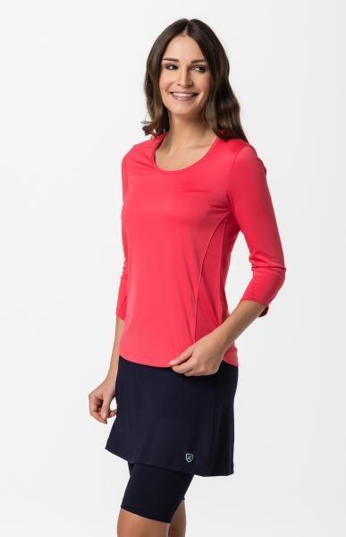Longsleeveshirt Sarah - rouge red