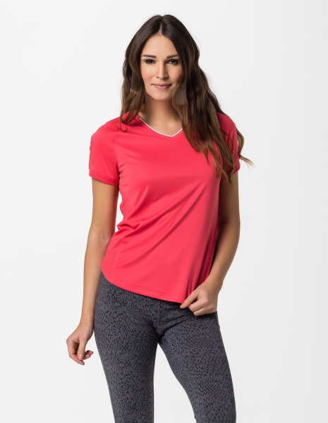 R-Shirt Ronja - rouge red