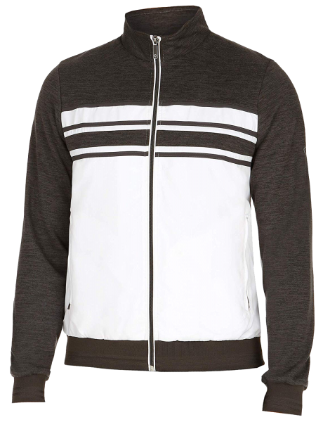 Blouson Bendik - Dark Grey-Heather